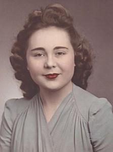 Doris Ruth  Van Dyke