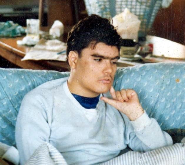"""Miguel """"Mikey Jr."""" Elicio  Lucero Jr."""