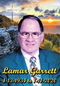 Lamar Francis  Garrett
