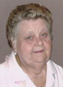 """Muriel """"Goldie"""" Ann  Hope Stevens"""