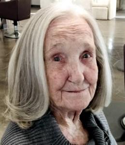 Bertha Mae  Ward