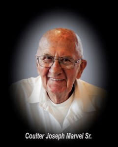 "Coulter ""Mac"" Joseph  Marvel Sr."