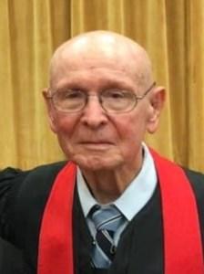 Rev. Rual W.  Morris