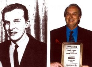 Albert Waldemar  Larson