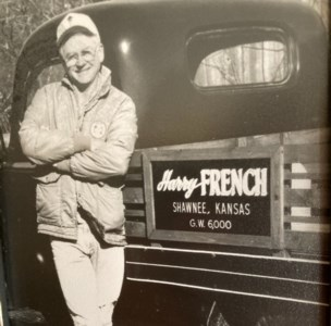 Harry Paul  French