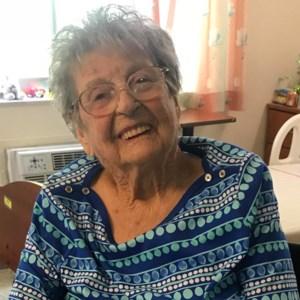 Mildred Aliene  Cadle