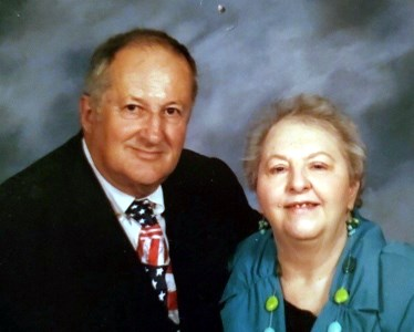 Roy and Patricia  Comeaux