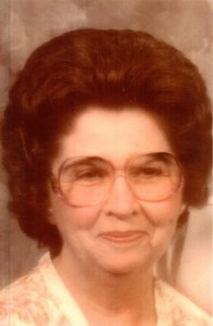 Mary Maxine  Whited