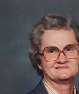 Hazel Ryder Kilby  Menold