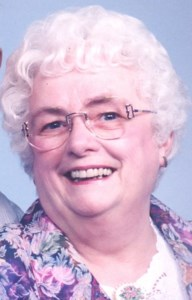 Marion Patricia  (MacMurdo) Leek