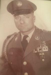 Howard Daniel  Buck
