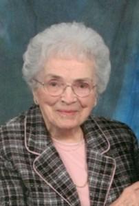 Marjorie Gertrude  Ells