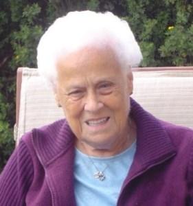 Sheila Willox  Fergusson