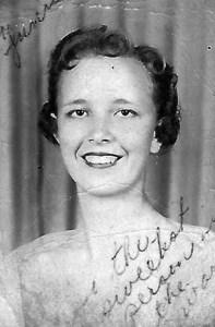 Mary F  Creamer