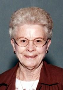 Minnie B.  Geffert