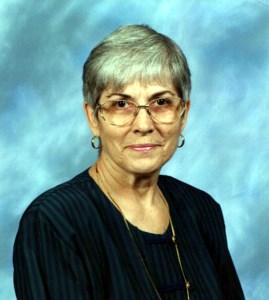Betty Ruth  Taber