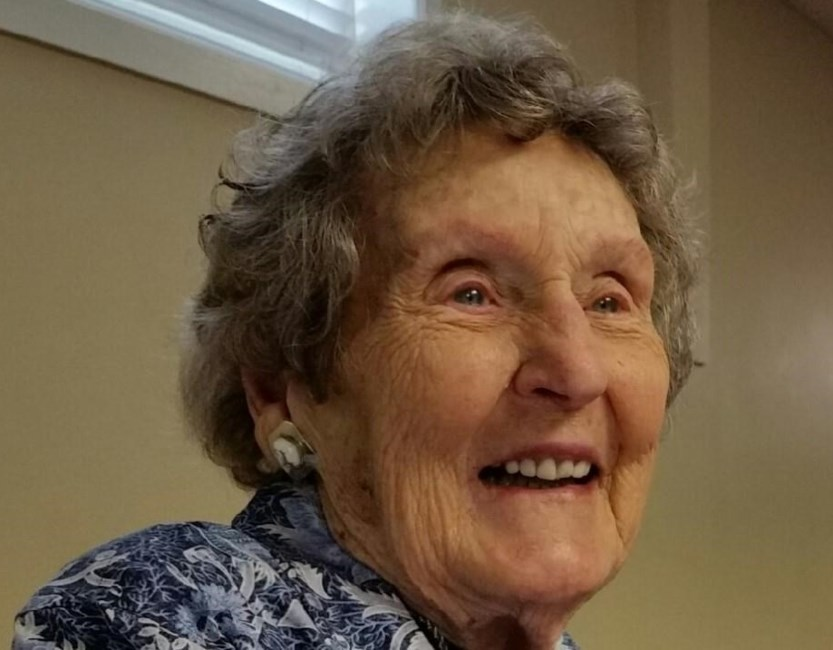 "Obituary of Geraldine ""Gerry"" Anne Lutz"