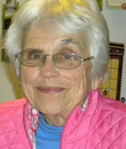 Gloria Lucille  Wood