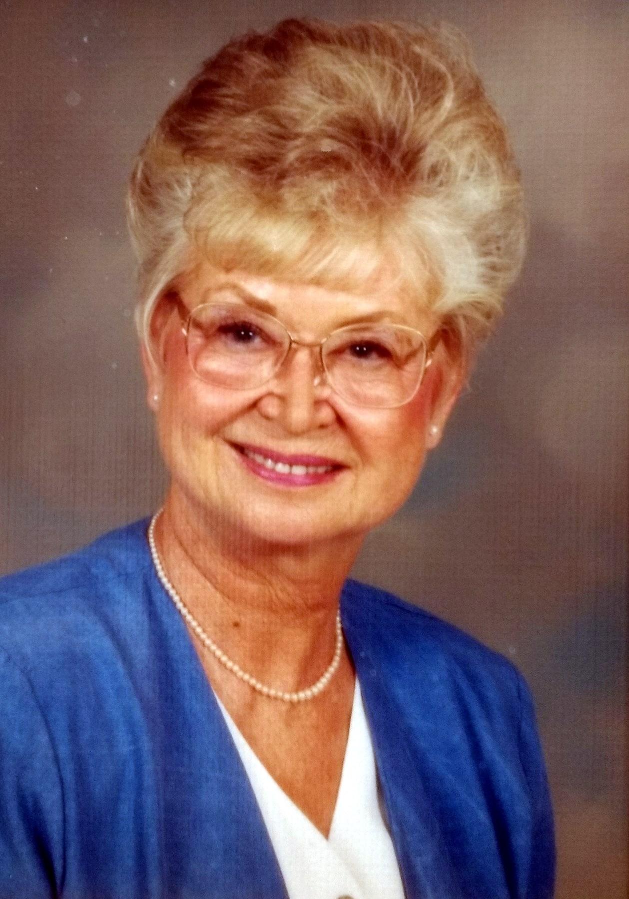 Myra Ruth  Woods