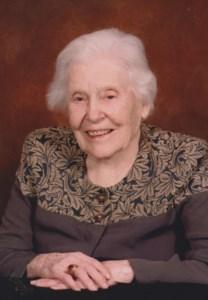 Norah Frances  Ansley