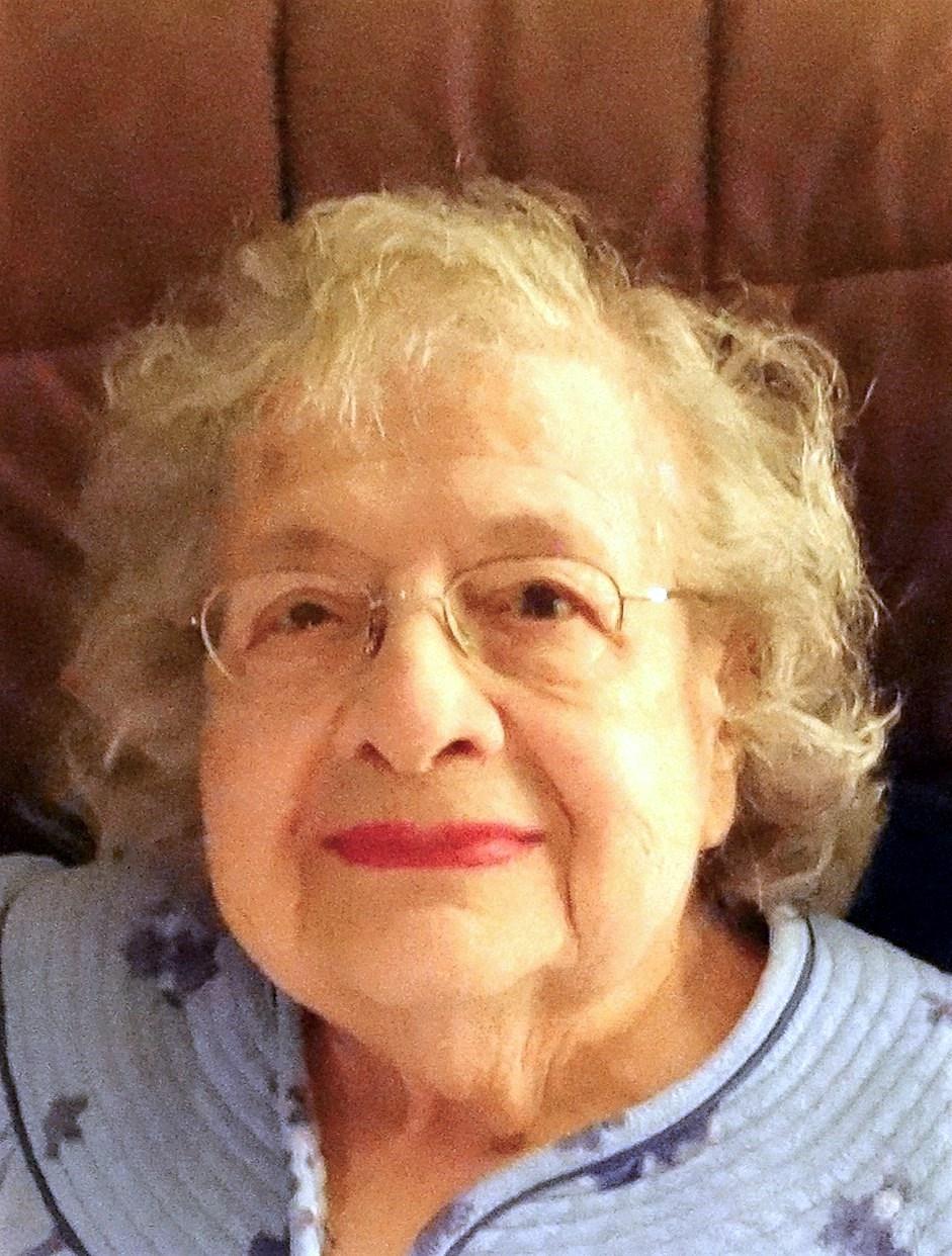 Gloria Patti  Burton