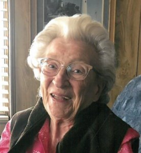 Irene Leona  Sanders