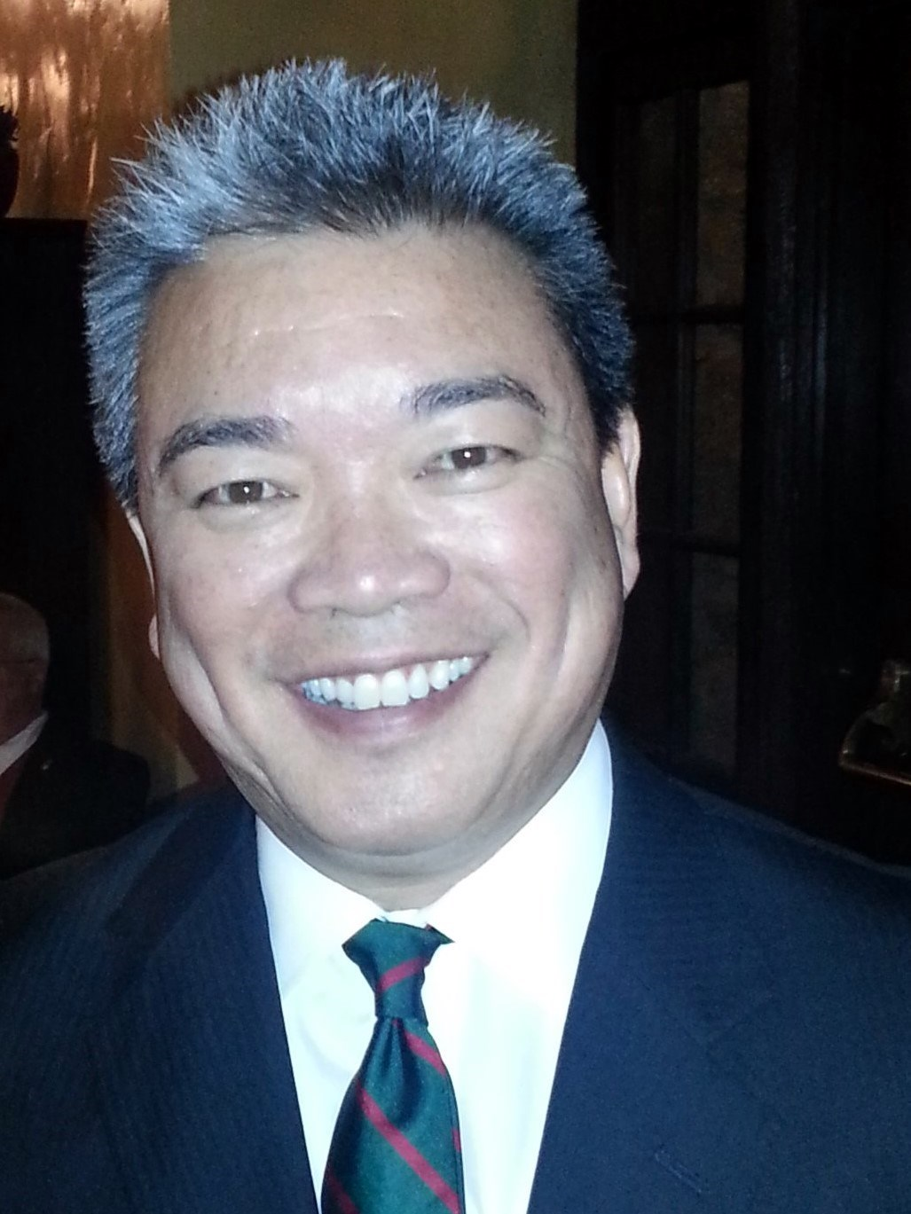 Daryl Edward  Lu