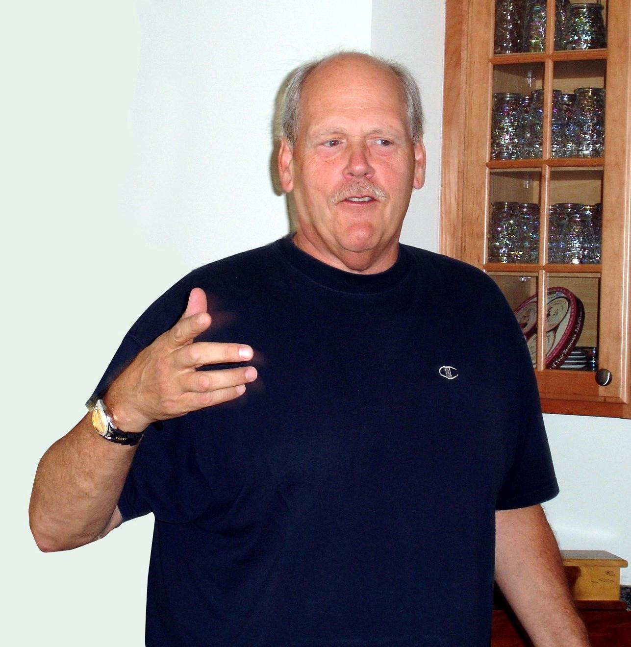 Peter John  Warburton