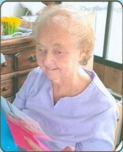 June Thelma  Derks