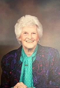 Margaret Eileen  (née McGuffin) Barclay