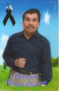 Maximino  Chamu-Olivares