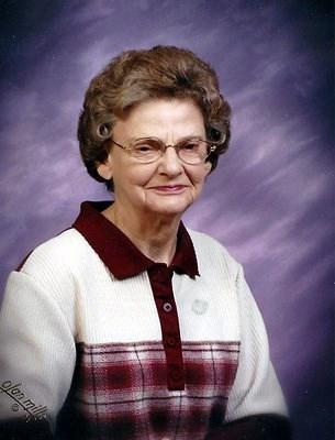 Doris McElhannon