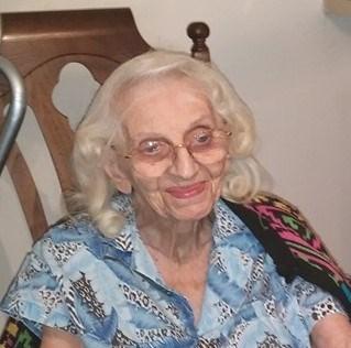 Mildred F.  Junod