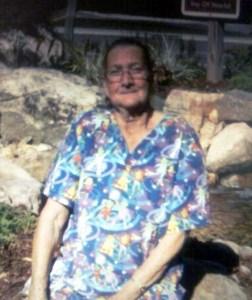 """Ann """"Momma Ann"""" Jenkins  Webb"""