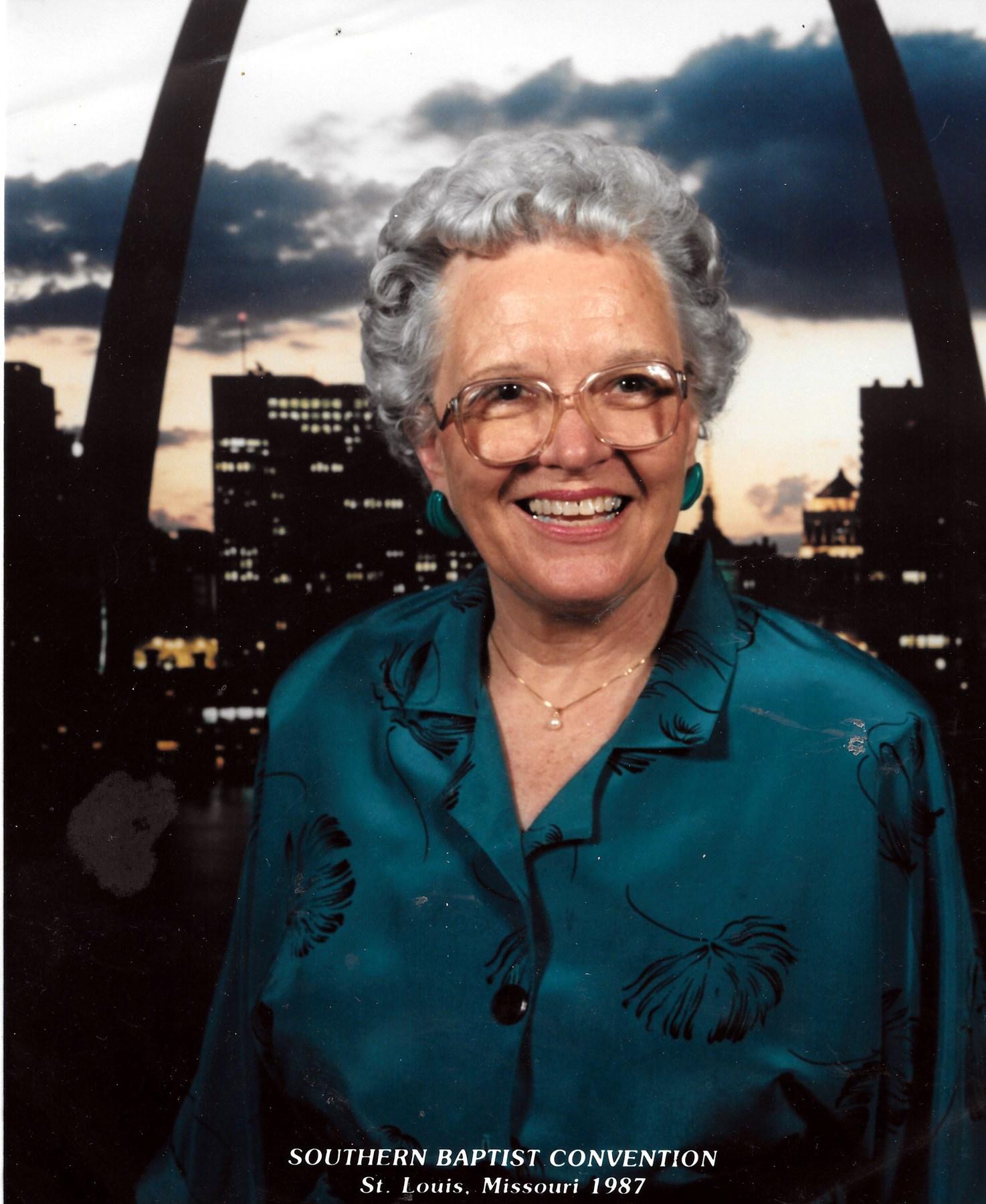 Frances Emolyn  Thornton