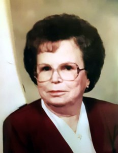 BLANCHE Mae  WILLIAMSON