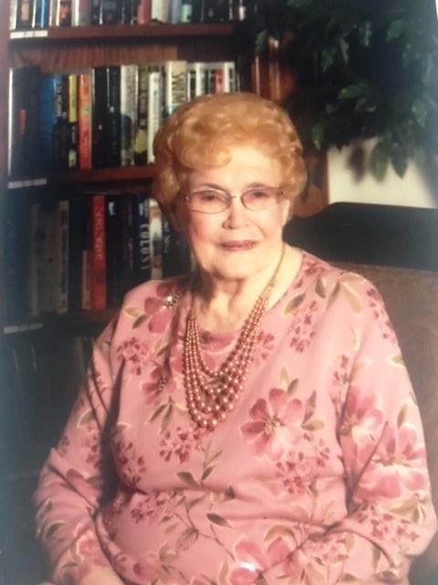 Emma Irene  Baird