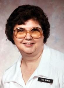 Lois Nell  (Hill) Bowen