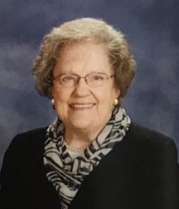 Frances Jenkins  McAmis