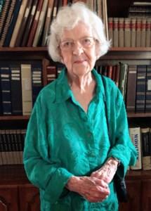 Mary Ann  McMurrough