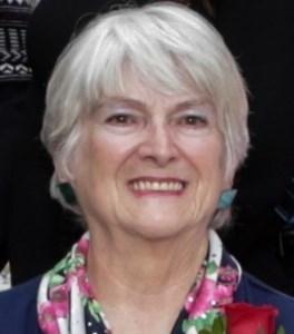 Patricia Lorraine  Johnson