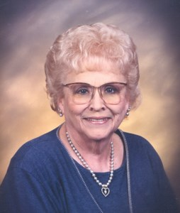 Gladys May  Van Gorden