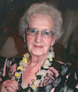 Thelma Edith  Mathews