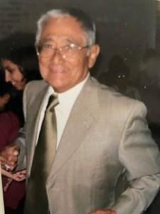 Ken Robert  Kuwamura, Sr.