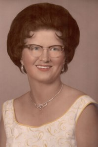 Marion M.  Robinson