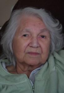Edith Frances  Burgess