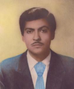 Carlos S  Alegria