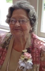 Mildred M  Logan