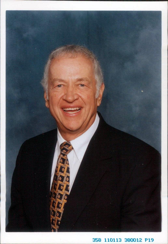 Rev. Wayne Martin