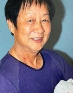 Mrs. Siu Ling  Chan